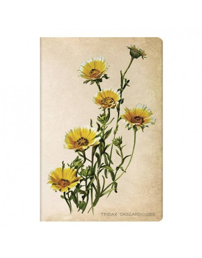 Hartley & Marks Woodland Daisies Mini Lined Notebook