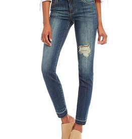 Kut from the Kloth Kut from the Kloth, Reese ankle straight leg jean