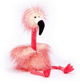 "Jelly Cat Flora Flamingo 19"""