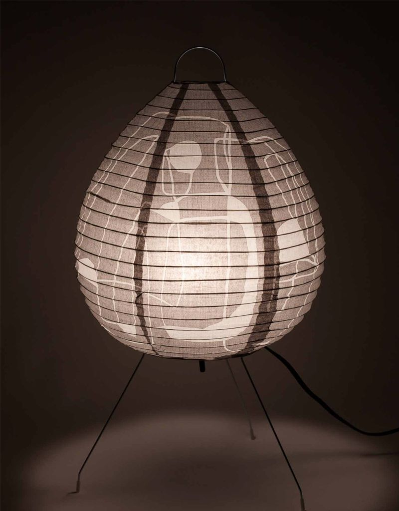 Blue Q Aerial Table Lamp