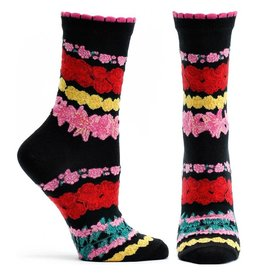 Ozone Designs Wrap Around Garlands Socks