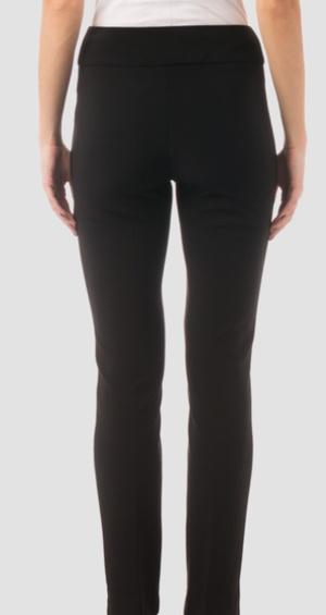Joseph Ribkoff Joseph Ribkoff LDS Pant Slim With Side Slit