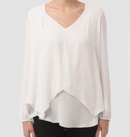 Joseph Ribkoff Joseph Ribkoff, vnk dbl layer blouse