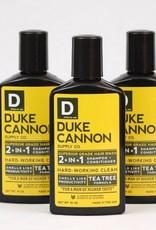 Duke Cannon Superior Grade Hair Wash- Tea Tree Formula