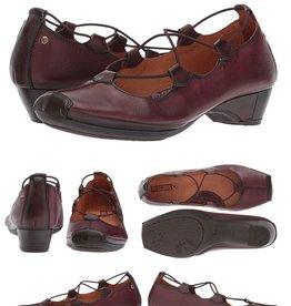 Pikolinos Square Toe Elastic Gandia Shoe