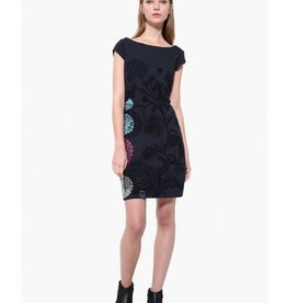 Desigual Crhystel Boatneck Dress