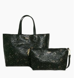 Desigual Metal Splatter Shopper Bag