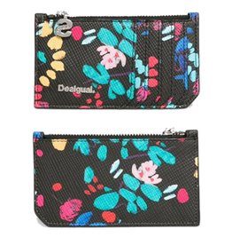 Desigual Misha Zip Card Wallet