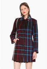 Desigual Monetti Herringbone Coat