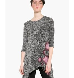 Desigual Agatha Metallic Sweater