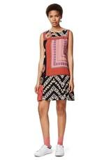 Desigual Creta Mixed Print Dress