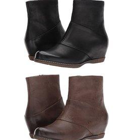 Dansko Dansko Lettie Burnished Nubuck Boots