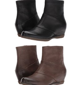 Dansko Lettie Burnished Nubuck Boots