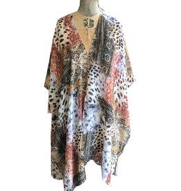 "Tianello ""Zen robe"" havemore print"