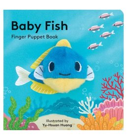 Hachette Baby Fish Puppet Book