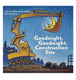 Hachette Goodnight, goodnight, Construction Site - Board Book