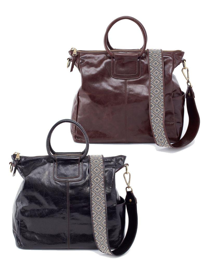 Hobo Int'l/Urban Oxide Sheila Guitar Strap Convertible Travel Bag