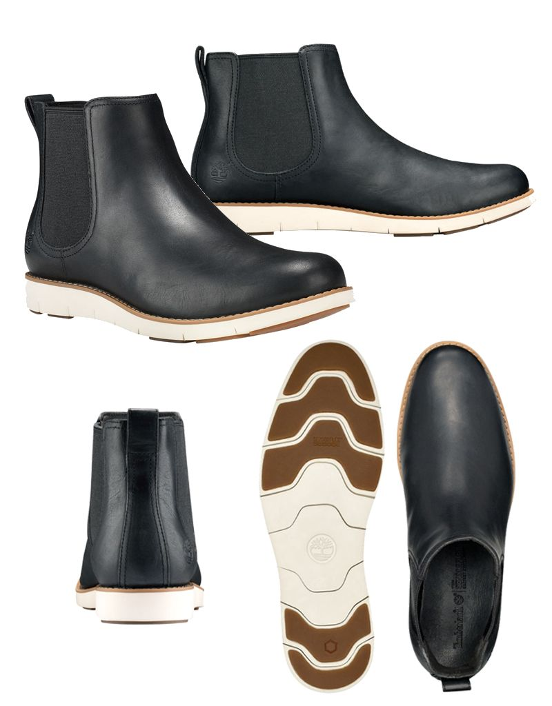 Timberland Timberland Women's Lakeville Chelsea Boots