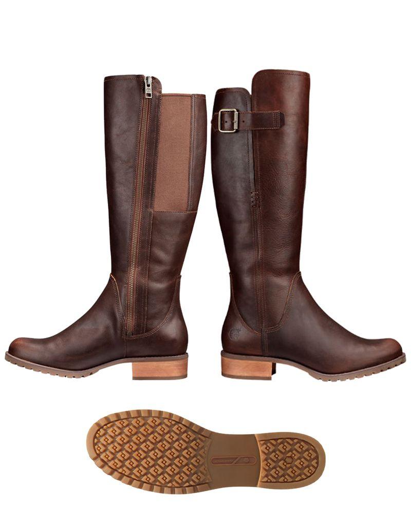 Timberland Timberland Women's Banfield Tall Waterproof Boots