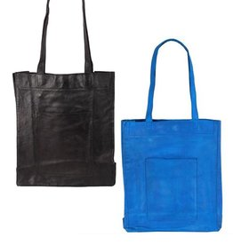 Latico Leathers Saugatuck Leather Tote