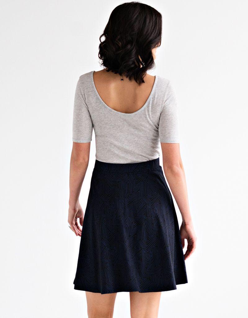 Mata Traders Carmella Swing Skirt