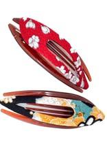 Annie Loto Studios Kimono Arch Clip MED