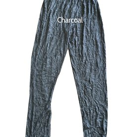 Comfy Long Narrow Crinkle Pant