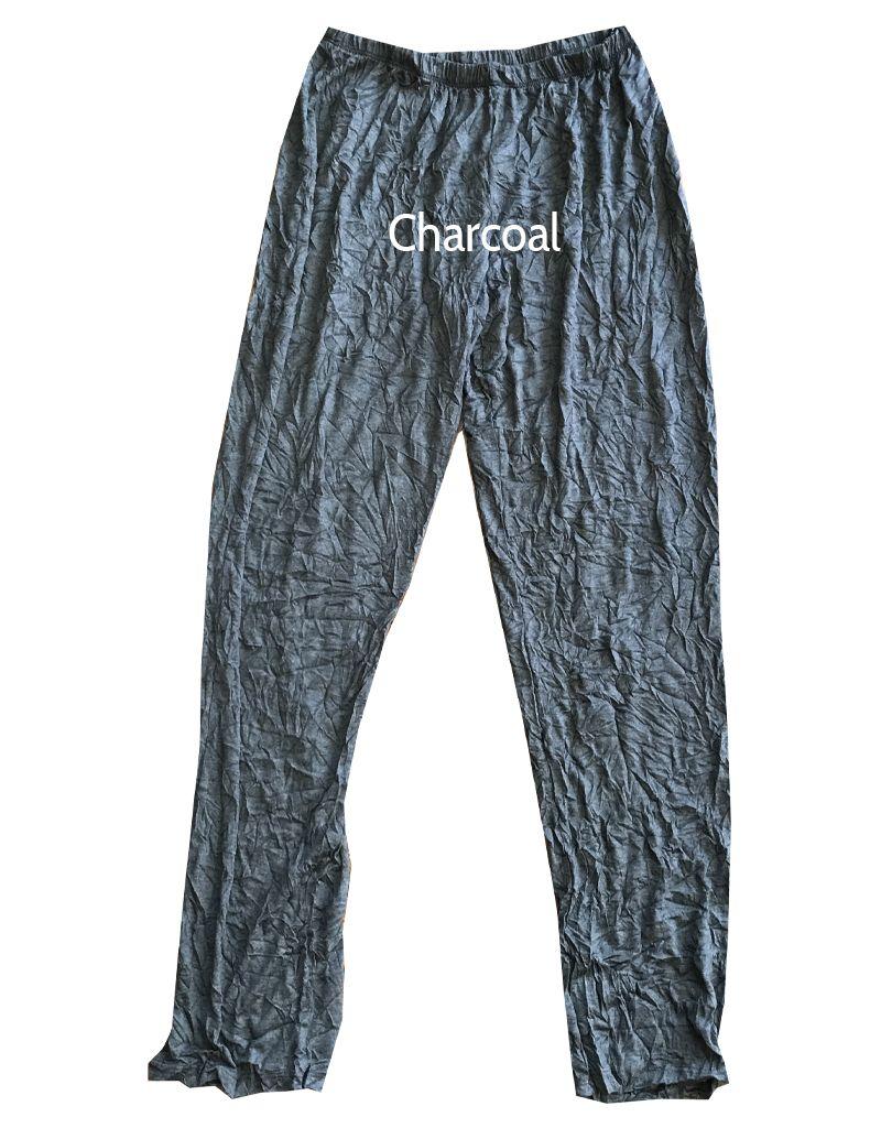 Comfy Comfy, Long Narrow Crinkle Pant