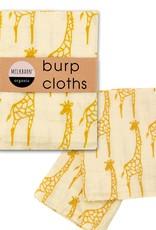 Milkbarn Bundle of Burpies - Yellow Giraffe