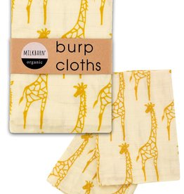 Milkbarn Bundle of Burpies - Yellow Giraffe