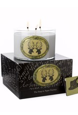 Soap & Paper Factory Patch NYC 3 Wick Soy Candle