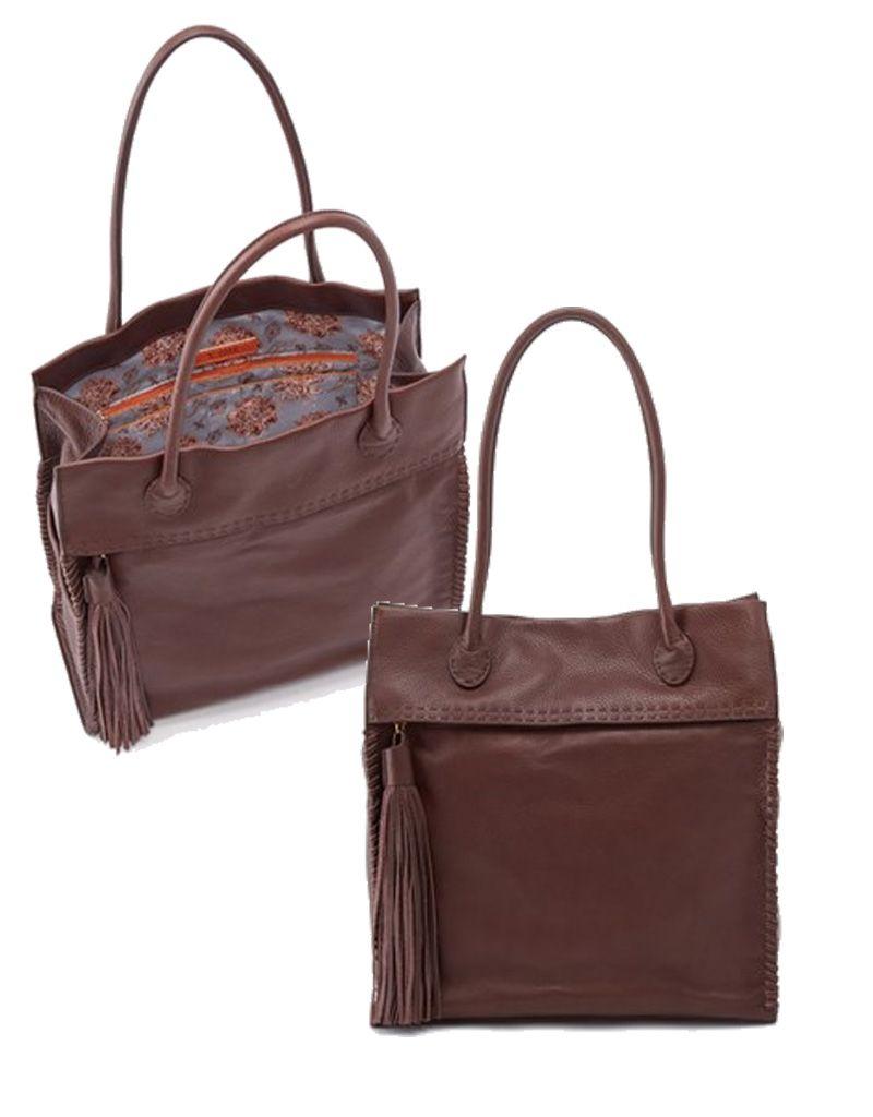 Hobo Int L Urban Oxide Lure Tote Handbag