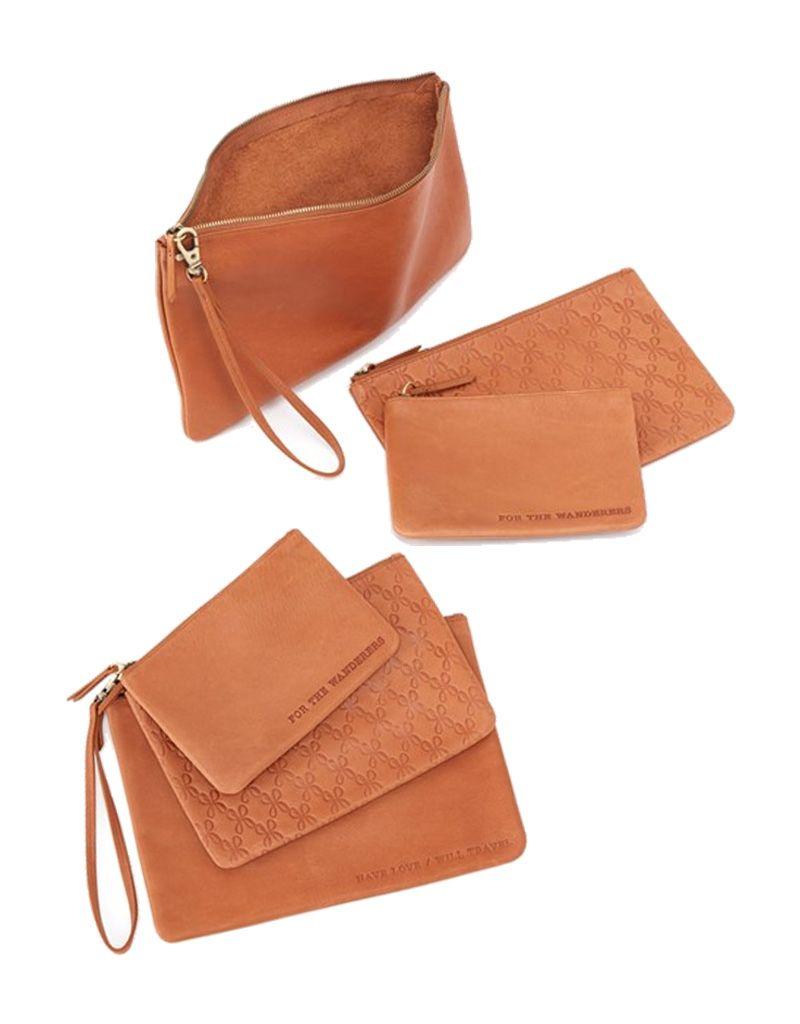 Hobo Int'l/Urban Oxide Triad Pouch Bags Set