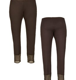 Comfy Comfy, Long Mesh Contrast Leggings