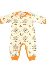 Lou & Dejlig Toddler Rumpsuit With Tree and Squirrel
