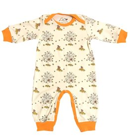 Lou & Dejlig Infant Rumpsuit With Tree and Squirrel