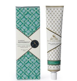 Soap & Paper Factory Muddled Peppermint Hand Cream 2.3oz 68g