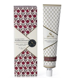 Soap & Paper Factory Orange Bitter Pomegranate Hand Cream 2.3oz 68g