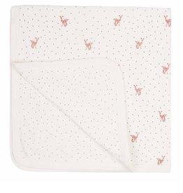 Finn & Emma Fawn Organic Cotton Blanket