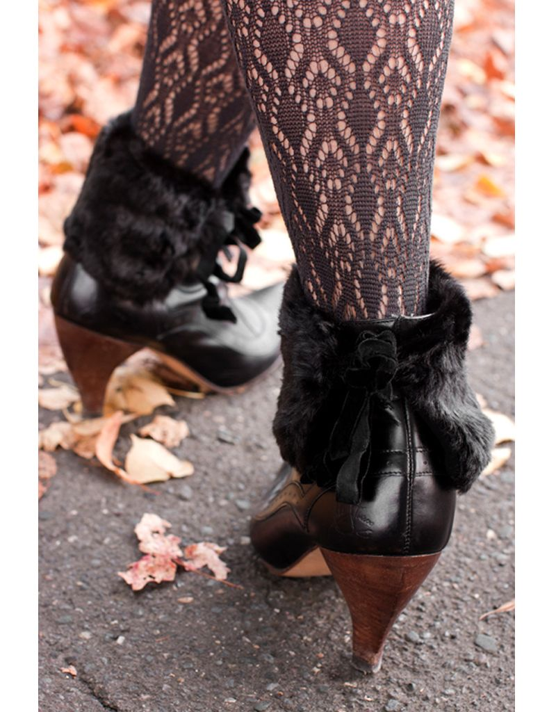 B.ella/Standard Merch Codori Crochet Tights