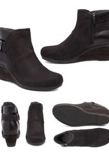 Dansko Dansko Shirley Suede & Leather Boots