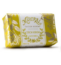 Mistral Provence 200g edition boheme bar soap