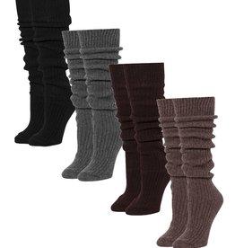 Biella/Standard Merch Bess Rib Slouch Sock