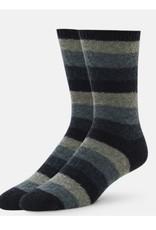 Biella/Standard Merch Lexy Wool Boucle Stripe Socks