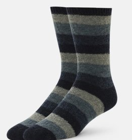 Biella/Standard Merch Lexy Wool Boucle Stripe Socks
