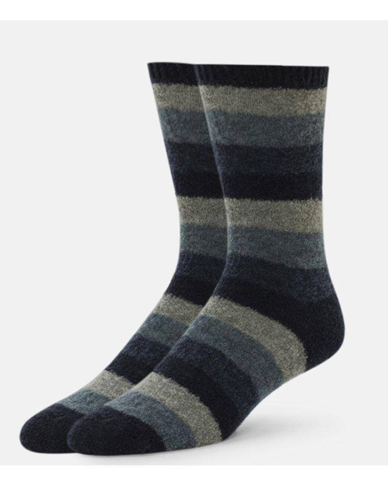 B.ella/Standard Merch Lexy Wool Boucle Stripe Socks
