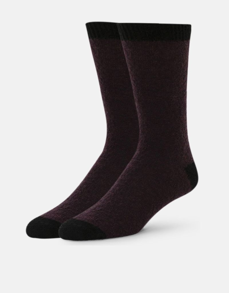 Biella/Standard Merch Alpino Mousse Crew Socks