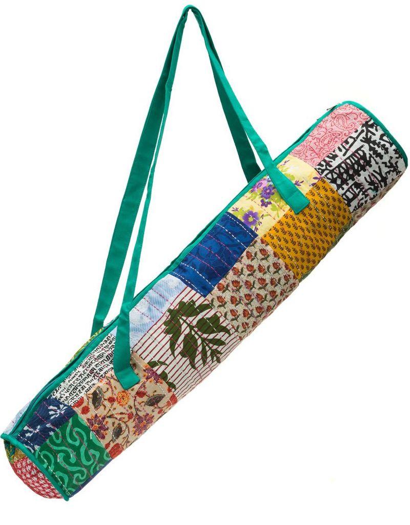 Matr Boomie Kantha Splash Yoga Bag