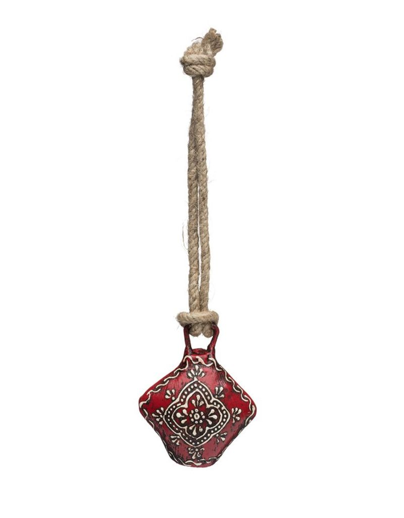 Matr Boomie Red Henna Treasure Bell-Small