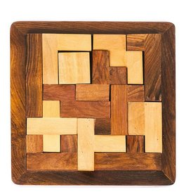 Matr Boomie Piece-It-Together Wood Game